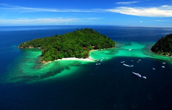 サピ島の写真