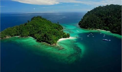 ガヤ島の写真