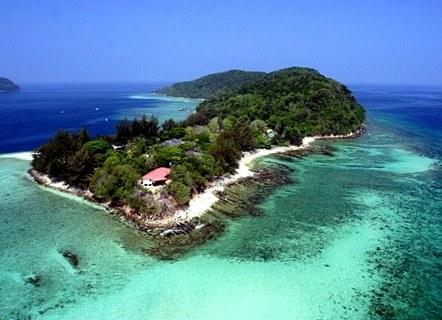 マヌカン島の写真