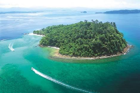 マムティク島の写真