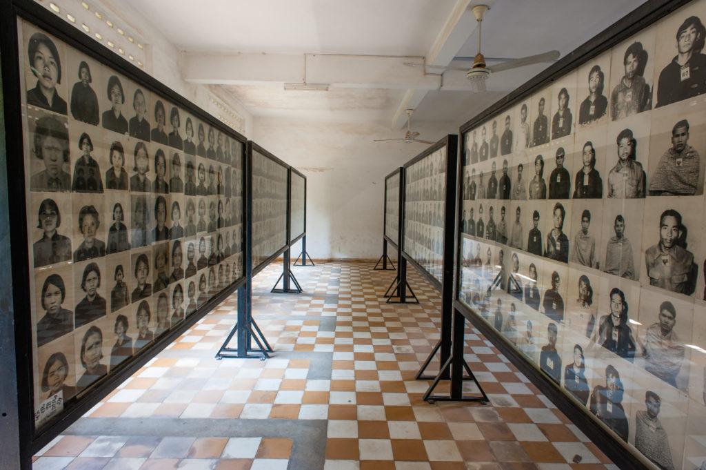 トゥールスレン刑務所の写真