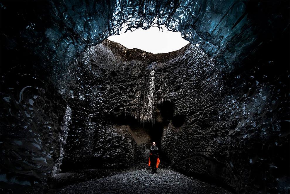 ヴィーク の洞窟